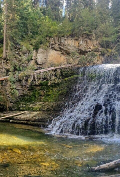 Ousell Falls 300