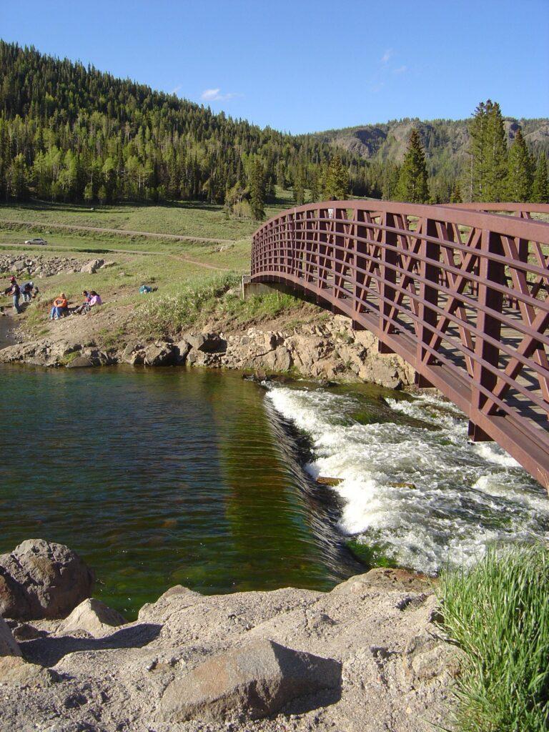 dam at Big Meadow